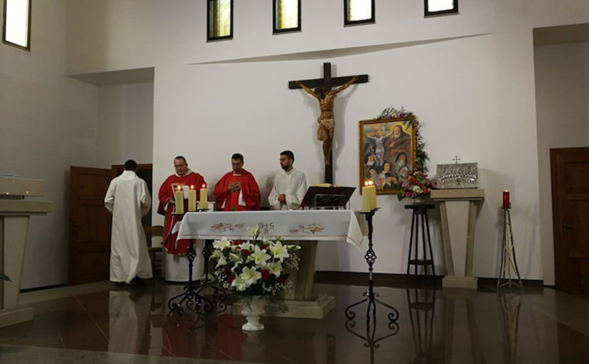 Celebrazione delle Beate Monache Minime, martiri