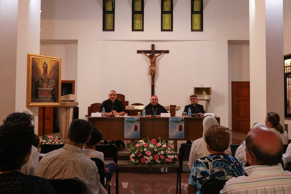 Presentazione libro Mons. Morosini