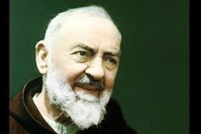 * P. Pio di Pietrelcina