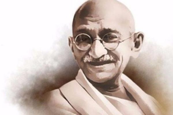 * Mahatma Gāndhī