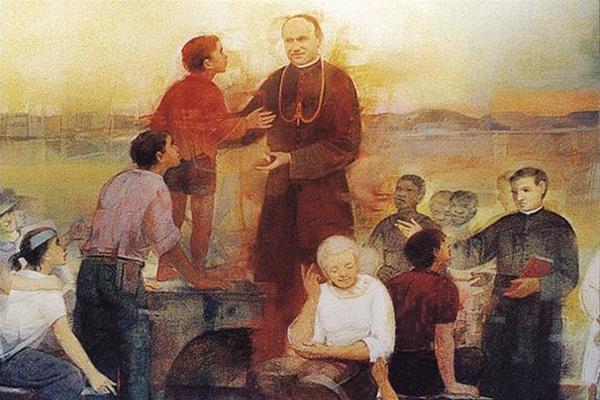 Giuseppe Marello, discepolo di San Giuseppe